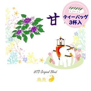 3杯入 甘茶(ティーバッグタイプ)