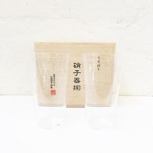 Shotoku glass - Tumbler M set