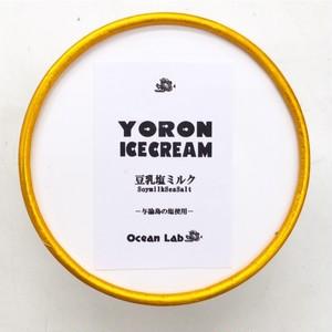 ヨロンアイスクリーム 豆乳塩ミルク