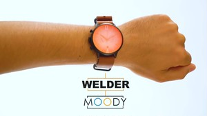 【WELDER ウェルダー】WWRC503 / MOODY DUAL TIME 45mm / ムーディー デュアルタイム/正規輸入品