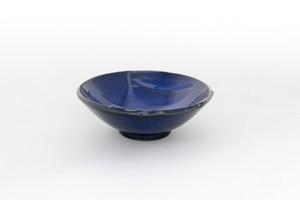 青釉 ヘラメ鉢3