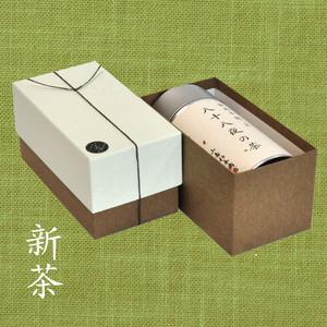 【新茶】八十八夜の茶 大缶1本箱