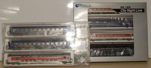 BR189+City Night Line 7両セット