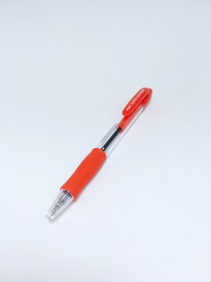 Pilot Super Grip Ballpen Red