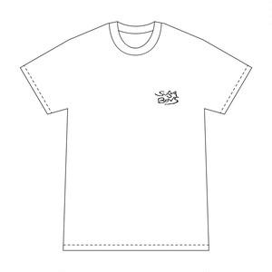 SUSHIBOYS Name T-shrirt (white)