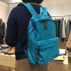 BENSIMON ベンシモン City BackPack バックパック TURQUOISE(ターコイズブルー)