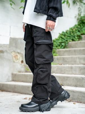 【MENS - 1 size】MULTI POCKET CARGO PANT / 2colors