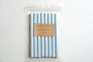 Sealing Wax stick 09.Baby blue シーリングワックス グルーガン ベビーブルー