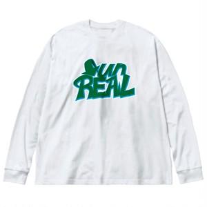 UNREALロゴ入りロングTシャツ