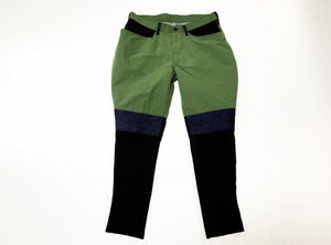19AW 綿ナイロングログランニッカーボッカーズ / Nylon cotton grosgrain knicker bockers
