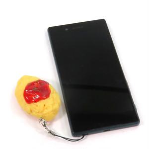 オムライス 食品サンプル キーホルダー ストラップ