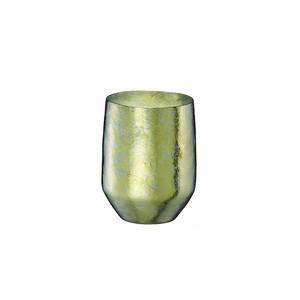 SUSgallery (サスギャラリー) 真空チタンカップ TITANESS Tumbler Basic line 【Goblet Lime Green 400ml】