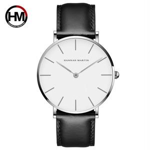 女性のファッション時計因果革ストラップ日本クォーツムーブメントトップ高級ブランド腕時計防水relogiofemininoCB01-YH