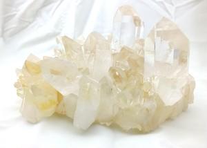 アーカンソー産(アメリカ)「水晶クラスター」 Aクラス 特大サイズ 超大型原石 約3.5㎏