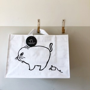 再入荷!山鳩舎 Yamabatosha Vinyl BAG Cat!