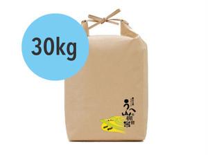 うへ山棚田米 新米コシヒカリ 新米30kg