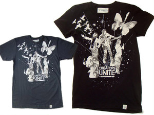 Imaginary Foundation / Creators Unite TEE[Womens]