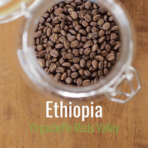 "Ethiopia Yirgacheffe ""Misty Valley"" Washed 100g"