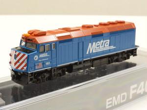 Kato N 176-9103 F40PH Metra 新品