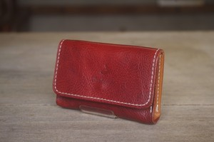 business card case (RED)