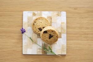 チョコチップアーモンドクッキー [8枚入]