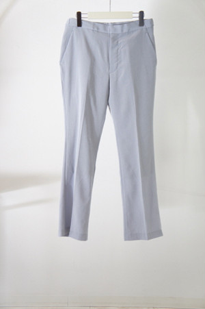 Beltless Pants -SKY BLUE- / THEE