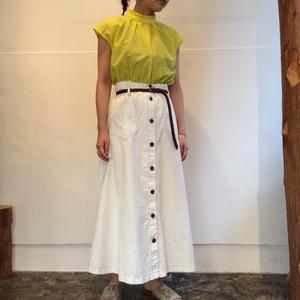 ANNA KERRY/タイトフレアデニムスカート