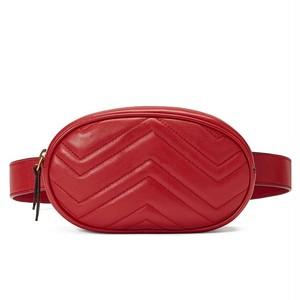 Bag Packs Belt Bag Luxury PU Leather Bag Black Color (HF99-4780697)