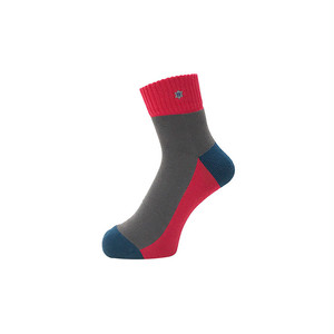 WHIMSY - 30/1 VERSE SOCKS (Red)