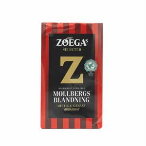 MOLLBERGS BLANDNING 450g(コーヒー 粉・深煎り) ZOEGAS