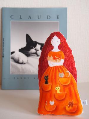 No.9 猫のドレス