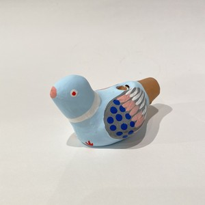 郷土玩具ざんまい / 佐賀県 弓野人形 鳩笛