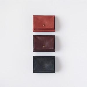 三つ折り財布 Trifold wallet