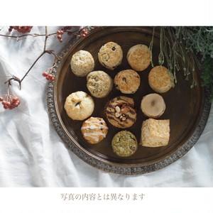 《抽選販売》scone box(10/14発送)
