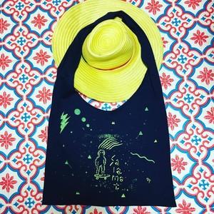 """NP shoulder bag """"Salamat Boy Stardust"""" navy"""