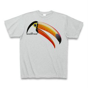 トゥッカーノ Tシャツ(グレー)
