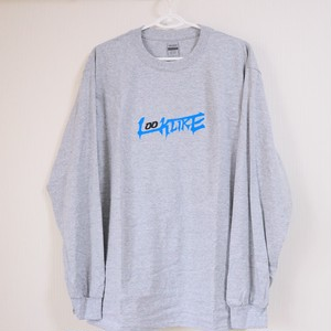 筆ロゴLong Sleeve T-Shirt