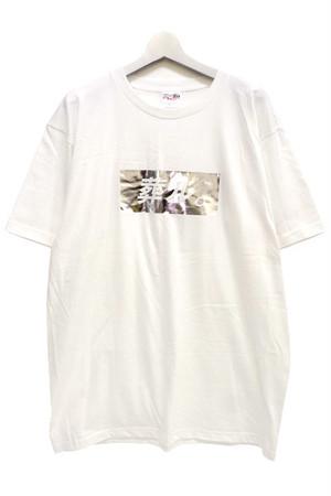 「葬る/Bury」 T-Shirt Whit