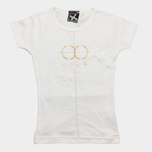 oops WOMAN CLASSIC T-SHIRT WHITE