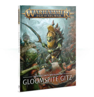 BATTLETOME: GLOOMSPITE GITZ 日本語版