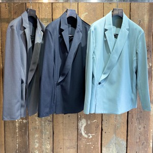 DIET BUTCHER SLIM SKIN / double breasted jacket