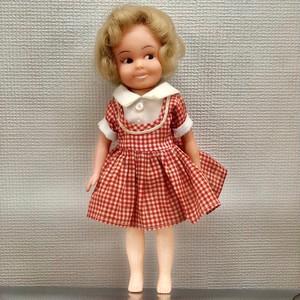 ヴィンテージドール(女の子)【レトロ】【昭和】【人形】