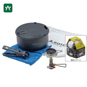 SOTO ソト / ウインドマスター クッカーコンボ SOD-310CC