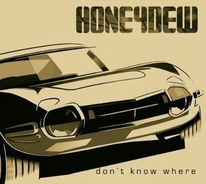 "CD ""don't know where"" - 1st Album"