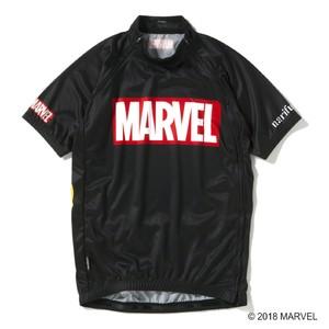 narifuri サイクルジャージスプリット (marvel hand)