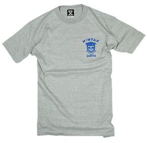 NINJA X × 2yang(Tシャツ)2013 Original T-Shirt(1★狂/国際Boyz)Grey 1443