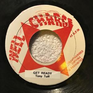 7'EP / Tony Tuff / Get Ready