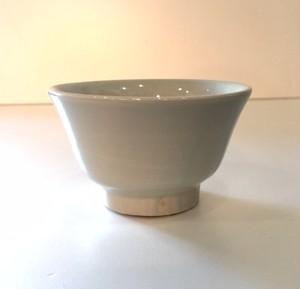 森岡由利子 Morioka Yuriko 白磁煎茶碗