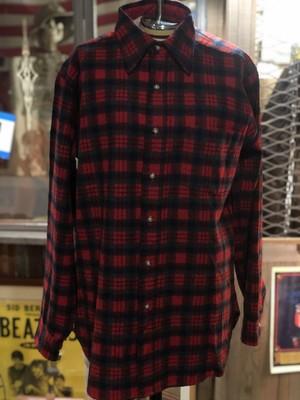 70s ビンテージ  ペンドルトン ウールシャツ pendleton