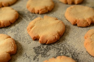vegan&gluten free オーガニック レモンクッキー